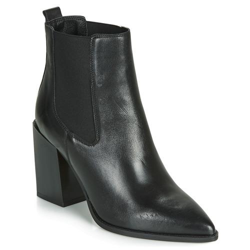 Chaussures Femme Boots André NINETTE Noir