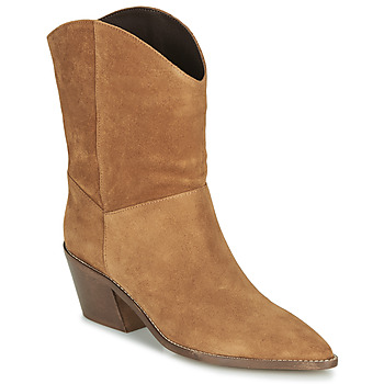 Chaussures Femme Bottines André MINNESOTA Camel