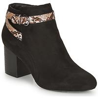 Chaussures Femme Bottines André EVA Noir