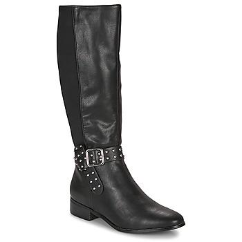 Chaussures Femme Bottes ville André NOLLAN Noir