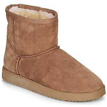 Chaussures Femme Boots André TOUSNOW Camel