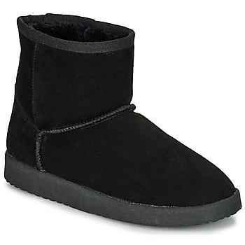 Chaussures Femme Boots André TOUSNOW Noir