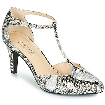Chaussures Femme Escarpins André FALBALA Beige