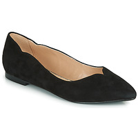Chaussures Femme Ballerines / babies André LIKELY Noir