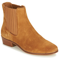 Chaussures Femme Boots André ECUME Camel