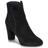 Chaussures Femme Bottes ville André LEGENDAIRE Noir