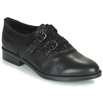 Chaussures Femme Derbies André ESMA Noir
