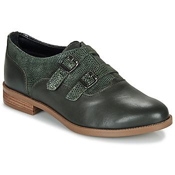 Chaussures Femme Derbies André ESMA Vert