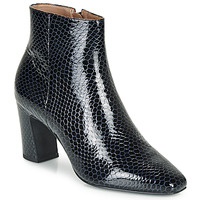 Chaussures Femme Bottines André L'INFLUENTE Marine