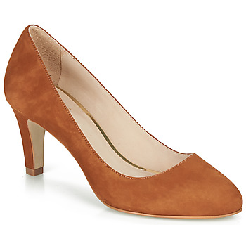 Chaussures Femme Escarpins André LINAS Camel
