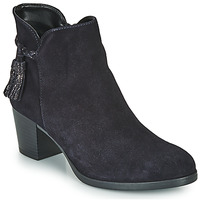 Chaussures Femme Bottines André MARYLOU Marine
