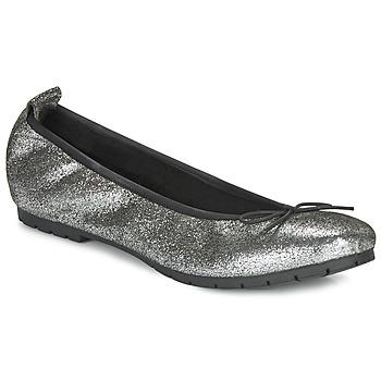 Chaussures Femme Ballerines / babies André NANA Argent