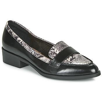 Chaussures Femme Mocassins André NOIX Noir