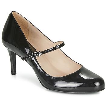 Chaussures Femme Escarpins André LUCIOLLE NOIR VERNIS