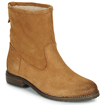 Chaussures Femme Boots André ERIKA Ocre