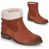 Chaussures Femme Boots André ERIKA Orange