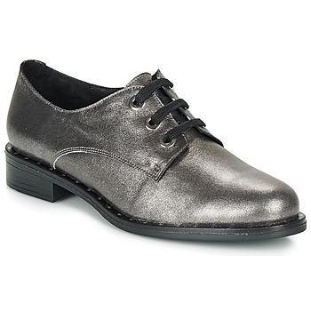 Chaussures Femme Derbies André NEWCASTLE Argent