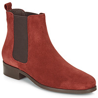Chaussures Femme Boots André CHATELAIN Rouge