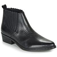 Chaussures Femme Boots André MANA Noir