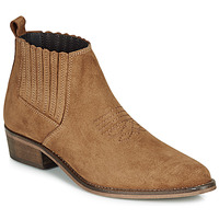 Chaussures Femme Boots André MANA Camel