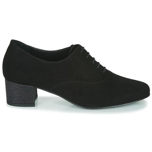 André Cassidy Noir - Livraison Gratuite- Chaussures Derbies Femme 71