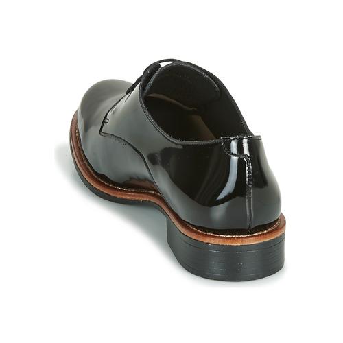 André Lucky Noir - Livraison Gratuite- Chaussures Derbies Femme 7119