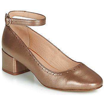 Chaussures Femme Escarpins André LAUREATE Or