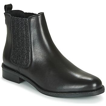 Chaussures Femme Boots André LETKISS Noir