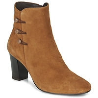 Chaussures Femme Bottines André MAJESTEE Camel