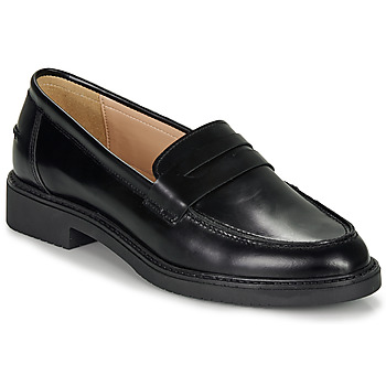 Chaussures Femme Mocassins André NERE Noir