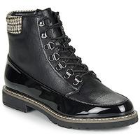 Chaussures Femme Boots André ELBROUZ Noir