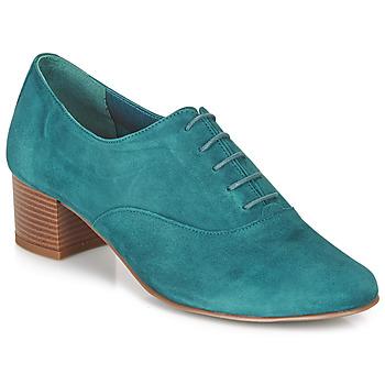 Chaussures Femme Derbies André CASSIDY Bleu