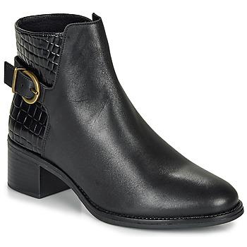 Chaussures Femme Bottines André MIRLITON Noir