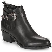 Chaussures Femme Bottines André MADAISY Noir