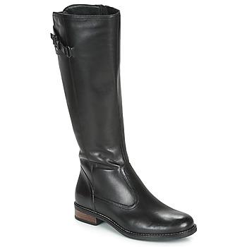 Chaussures Femme Bottes ville André MAPEL Noir