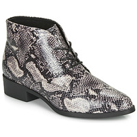 Chaussures Femme Boots André NECTARINE Gris