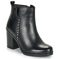 Chaussures Femme Bottines André NOURA Noir
