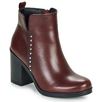 Chaussures Femme Bottines André NOURA Bordeaux