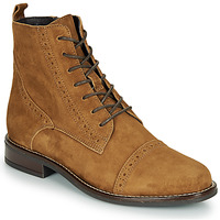 Chaussures Femme Boots André ECLUSE Camel