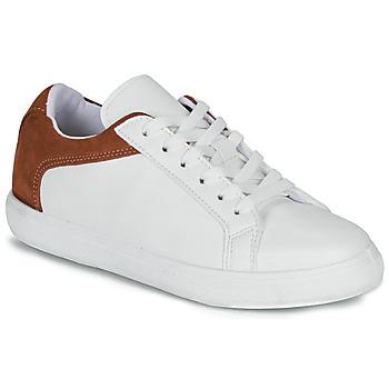 Chaussures Femme Baskets basses André BAILA Blanc
