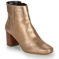 Chaussures Femme Bottines André LAPA Or