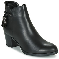 Chaussures Femme Boots André MARYLOU Noir