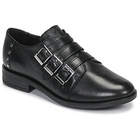 Chaussures Femme Mocassins André NOUMA Noir