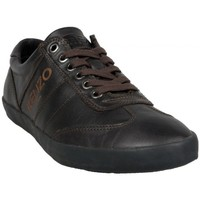Chaussures Homme Baskets basses Kenzo Baskets Disco 2 Marron Marron