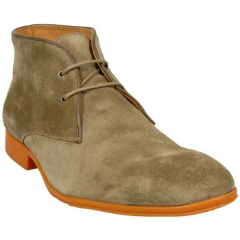 Chaussures Homme Boots Kenzo Boots Hanly Taupe Beige