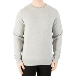 Vêtements Homme Pulls Tommy Hilfiger Pull Col Rond Gris Clair