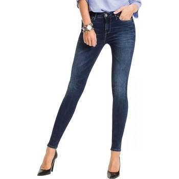 Vêtements Femme Jeans skinny Tommy Hilfiger Jean Skinny Brut Used