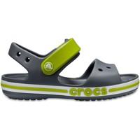 Chaussures Enfant Sandales et Nu-pieds Crocs™ Crocs™ Bayaband Sandal Kid's Charcoal