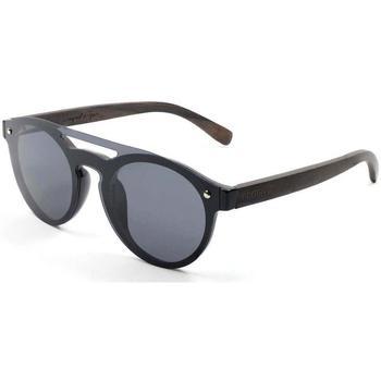 Montres & Bijoux Lunettes de soleil Cooper S 1506-3 BLACK Noir