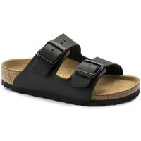 Chaussures Enfant Mules Birkenstock Arizona bf Noir